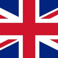 Suministros para fiestas en Gran Bretaña