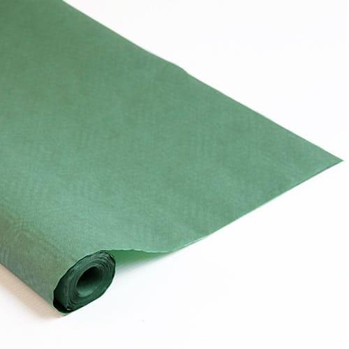 Rollo de Papel para Manteles Verde 8 X 1,2 M