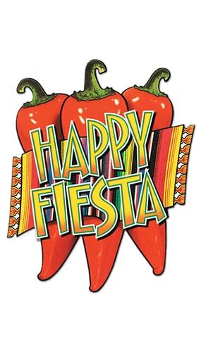 Figura de Fiesta Feliz