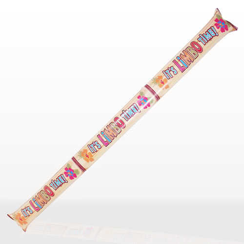 Hawaiian Inflable Limbo Stick 6 Feet