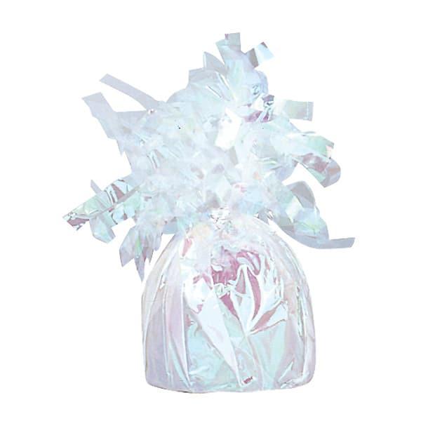 Peso para globos de foil Iridescente - Unidad