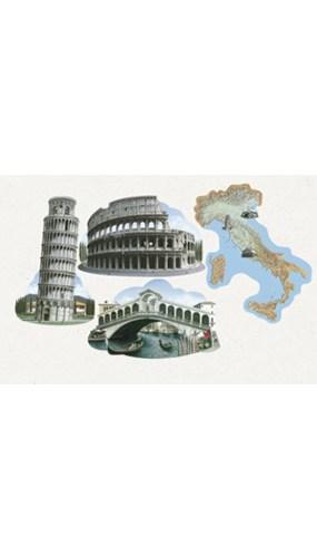 Figuras Italianas - Paquete de 4