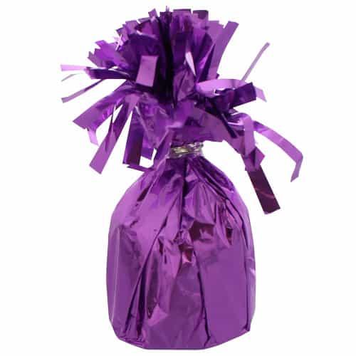 Peso para globos de foil de color lavya - Unidad