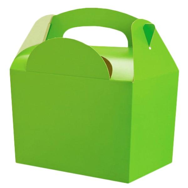 Caja De Fiesta Verde Lima - Unidad
