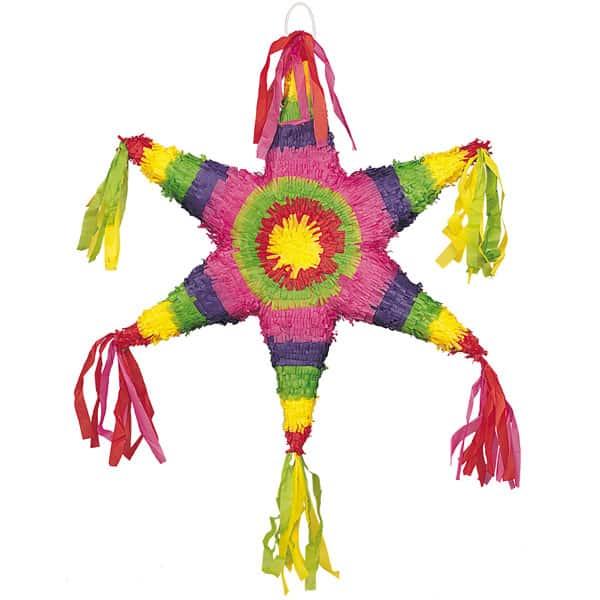 Piñata Estrella Mexicana