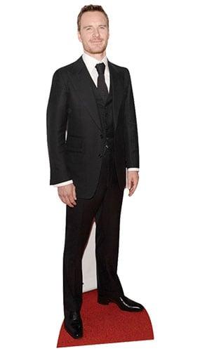 Michael Fassbender 183cm Figura de cartón tamaño natural