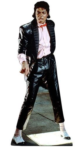 Michael Jackson 178cm Lifesize Cardboard Cutout Misfiestas Es