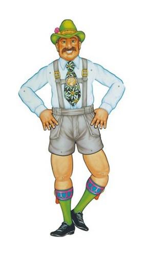 Figura del Sr Oktoberfritz