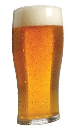 Pinta de cerveza 182cm Tamaño real Figura de cartón