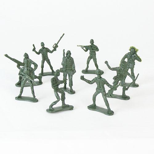Soldado Plástico del Ejercito - Unidad