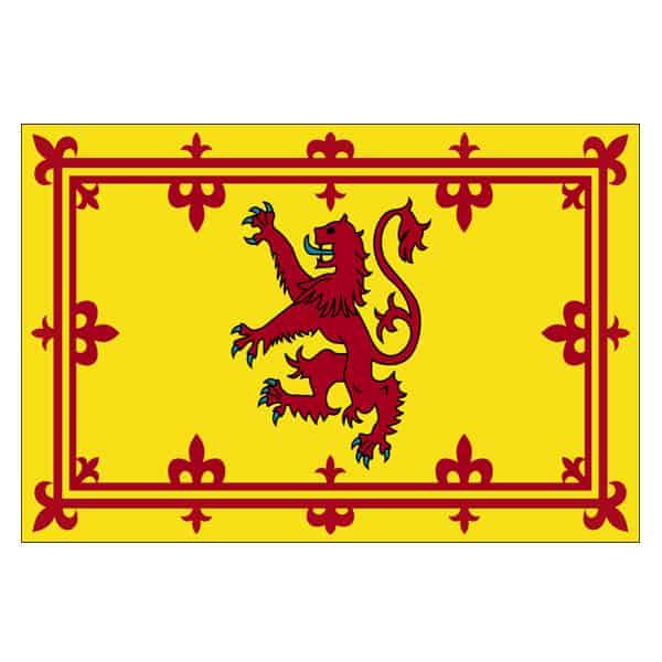 Bandera Rampant Lion Escocia 153 x 92 cm