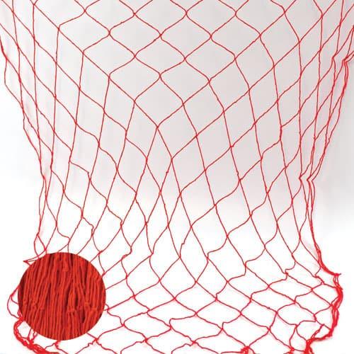 Red de Pescar Color Rojo - Unidad