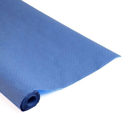 Rollo de Papel para Manteles Azul Marino 8 X 1,2 M