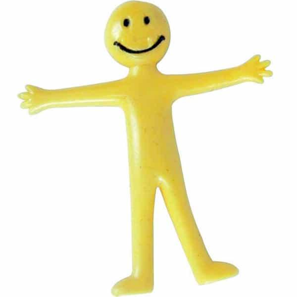 Elástico Sonriente de Hombre Amarillo - Unidad