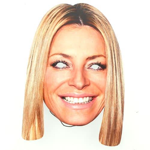 Tess Daly Persona Famosa Fiesta Máscara - Unidad