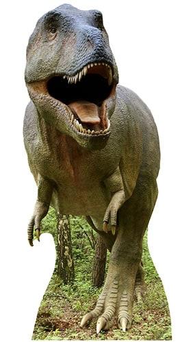 T-Rex - Figura de cartón