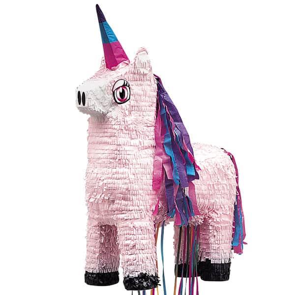 Piñata de Unicornio Para Halar