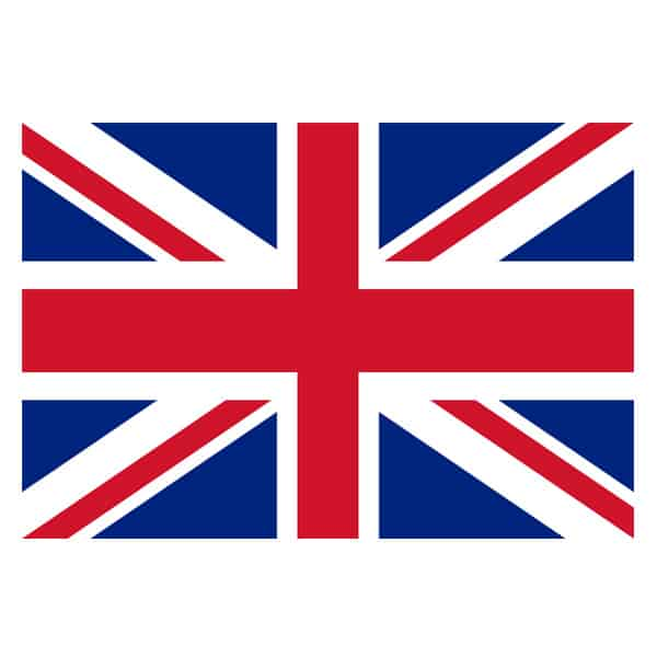 Bandera Union Jack - 5 X 3 Pies