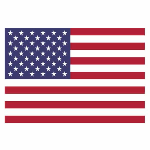 Bandera de EE.UU. 153 cm x 92 cm