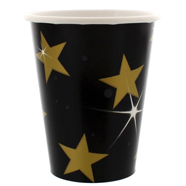 Atracción De La Estrella Taza De Papel 266 Ml