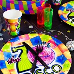 Fiestas temáticas con fiesta disco