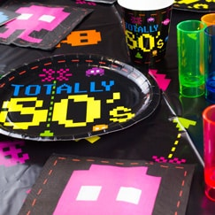 Totally 80's Suministros para la Fiesta