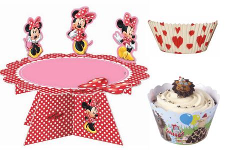 Lo Esencial de Cupcake