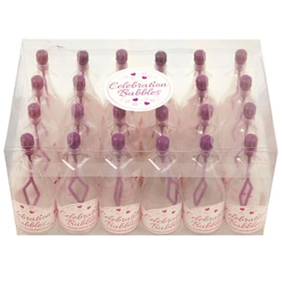 Champanera Pomperos de Botella Morado - Pack de 24