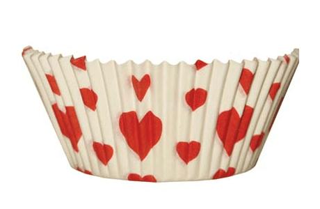 Cajas de pastel de copa