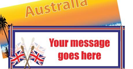 Banners internacionales y nacionales