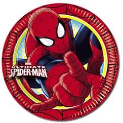 Fuentes del Fiesta Ultimate Spider-Man