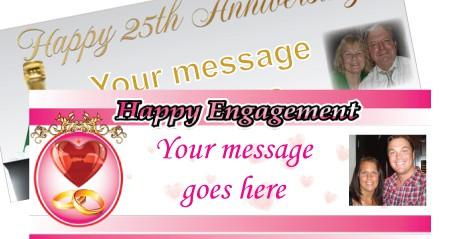 Compromiso, boda y aniversario