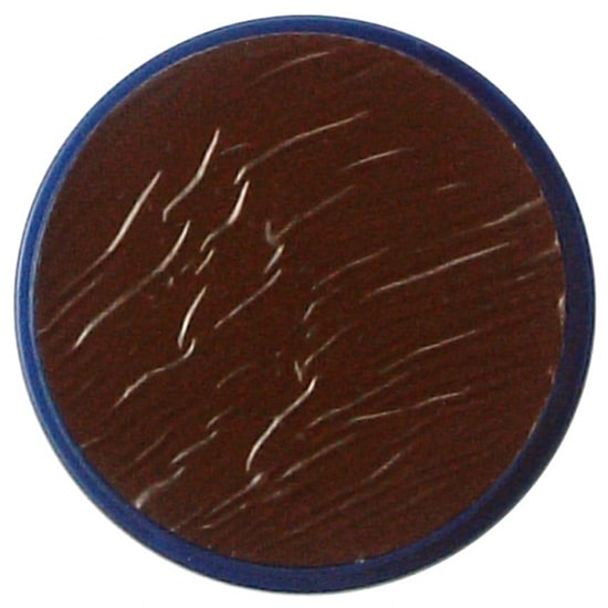 Dark Brown Snazaroo Pintura de Cara