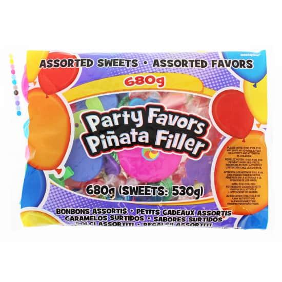 Favores de Partido Piñata Filler - 680g Surtido