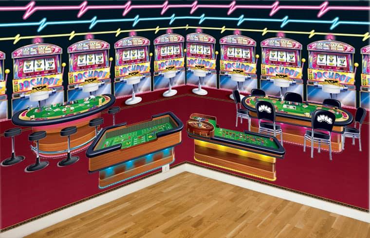 Setters de escena de casino