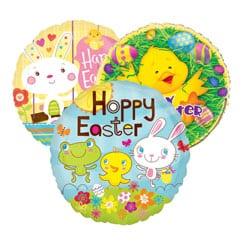 Globos y accesorios de Pascua
