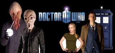 Recortes de cartón de tamaño natural Doctor Who