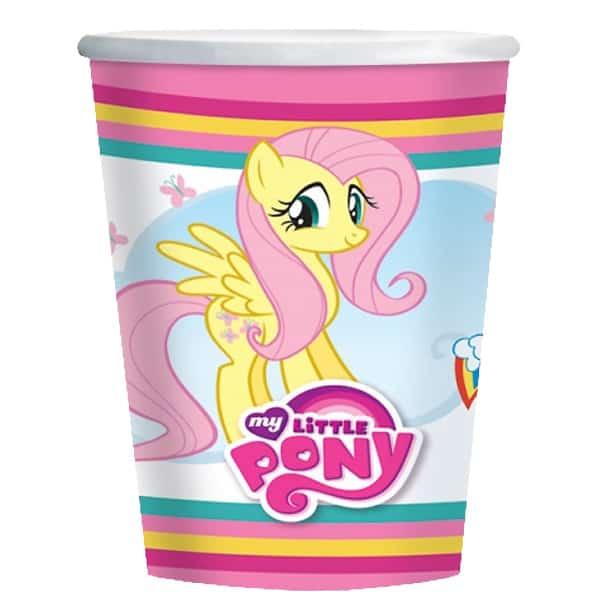 Mi Pequeño Pony Vaso De Papel 266 Ml