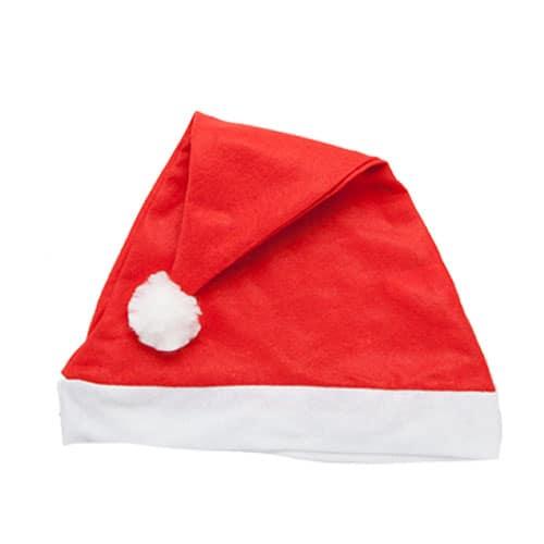 Llano Navidad Santa Sombrero