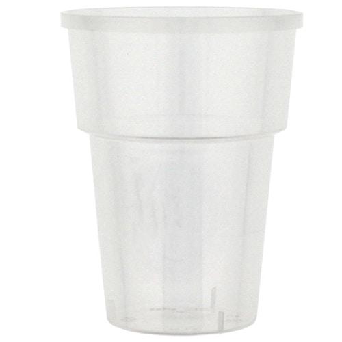 Vasos De Jugo De Plástico - 8 Oz / 237Ml - Paquete De 50