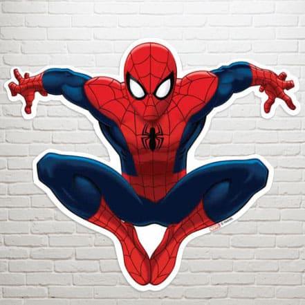 Último hombre araña arte de la pared - 66cm