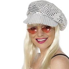 Sombreros de fiesta disco