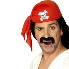 Sombreros pirata