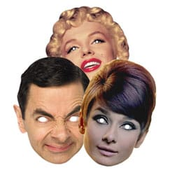 Máscaras de Hollywood