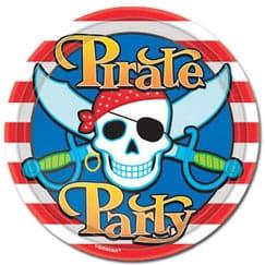 Suministros de fiesta pirata