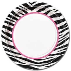 Suministros de Fiestas Temáticas Zebra