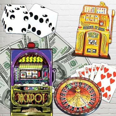 Recortes de temas de casino