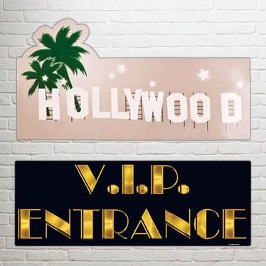 Carteles de Hollywood