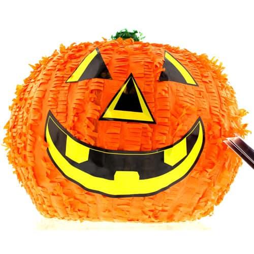 Calabaza De Halloween Piñata 3D