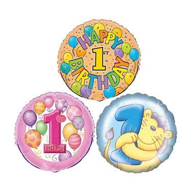 Primer Cumpleaños Globos y Accesorios